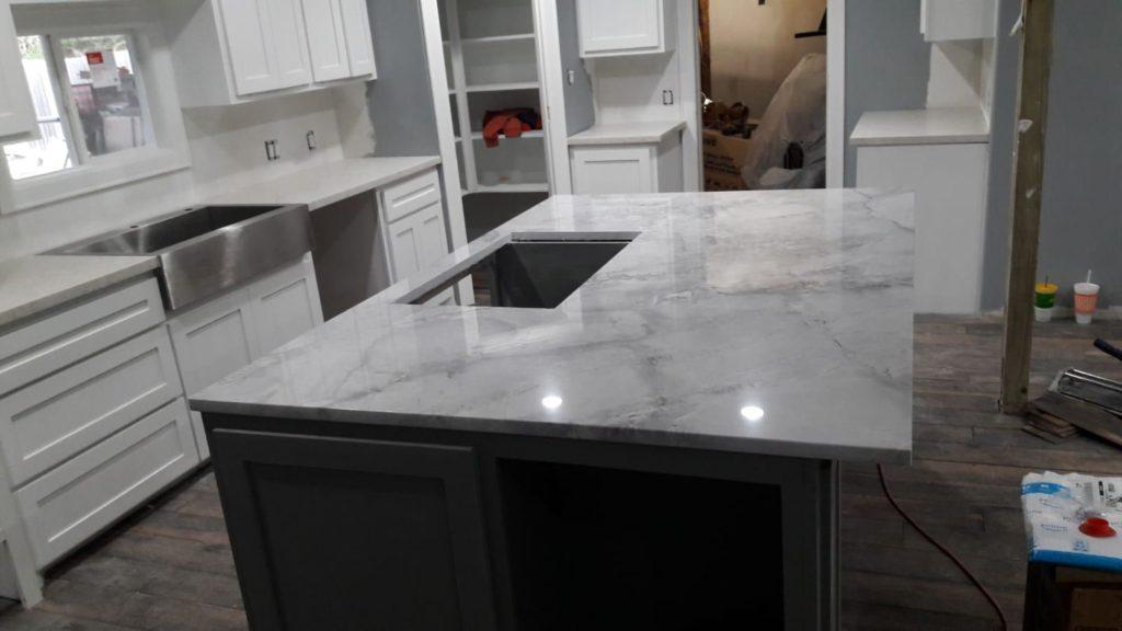 Super White Quartzite 3 Cm Terra Granite